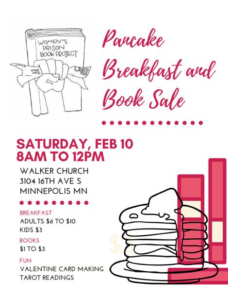 WPBP Pancake Breakfast